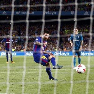 Messi Barça Reial Madrid Efe