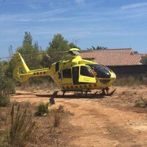 helicopter emergencies sem acn