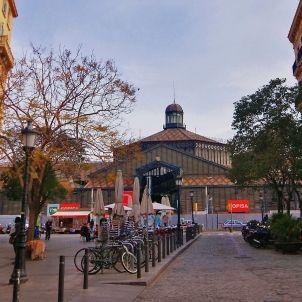 Mercat del Born (Barcelona)   1