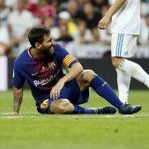 Leo Messi Reial Madrid Barça Efe
