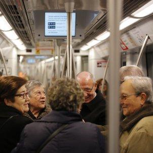 Metro retard tmb - Sergi Alcàzar