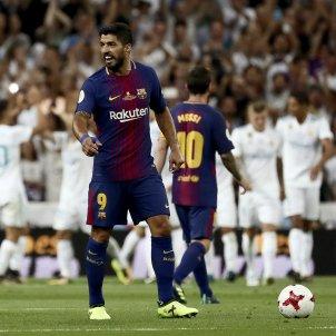 Barça Reial Madrid Santiago Bernabeu   EFE