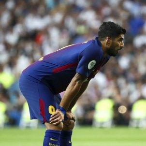 Luis Suárez Barça Madrid   EFE