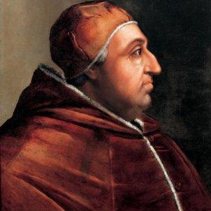 Mor el papa Borja, el pontífex que va governar l'Església en català. Representació. Font Viquipèdia