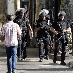 policies atemptat barcelona efe
