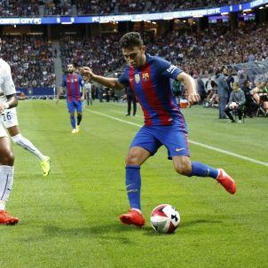 Munir Barça Leicester Efe