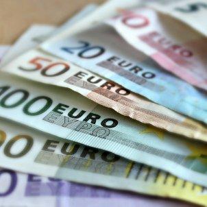 Bitllets euro / Pixabay