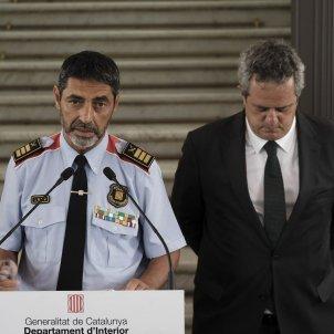 Trapero Forn interior atemptat Barcelona - Sergi Alcàzar