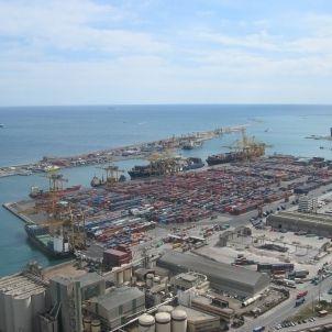 Barcelona port II