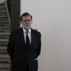 Puigdemont Rajoy interior atemptat Barcelona - Sergi Alcàzar