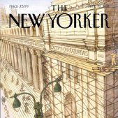 New Yorker Cover  1