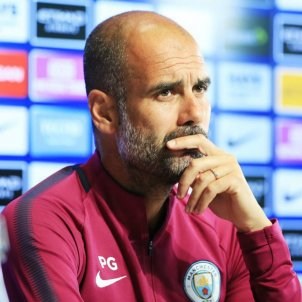 Pep Guardiola Manchester City rdp  Man City