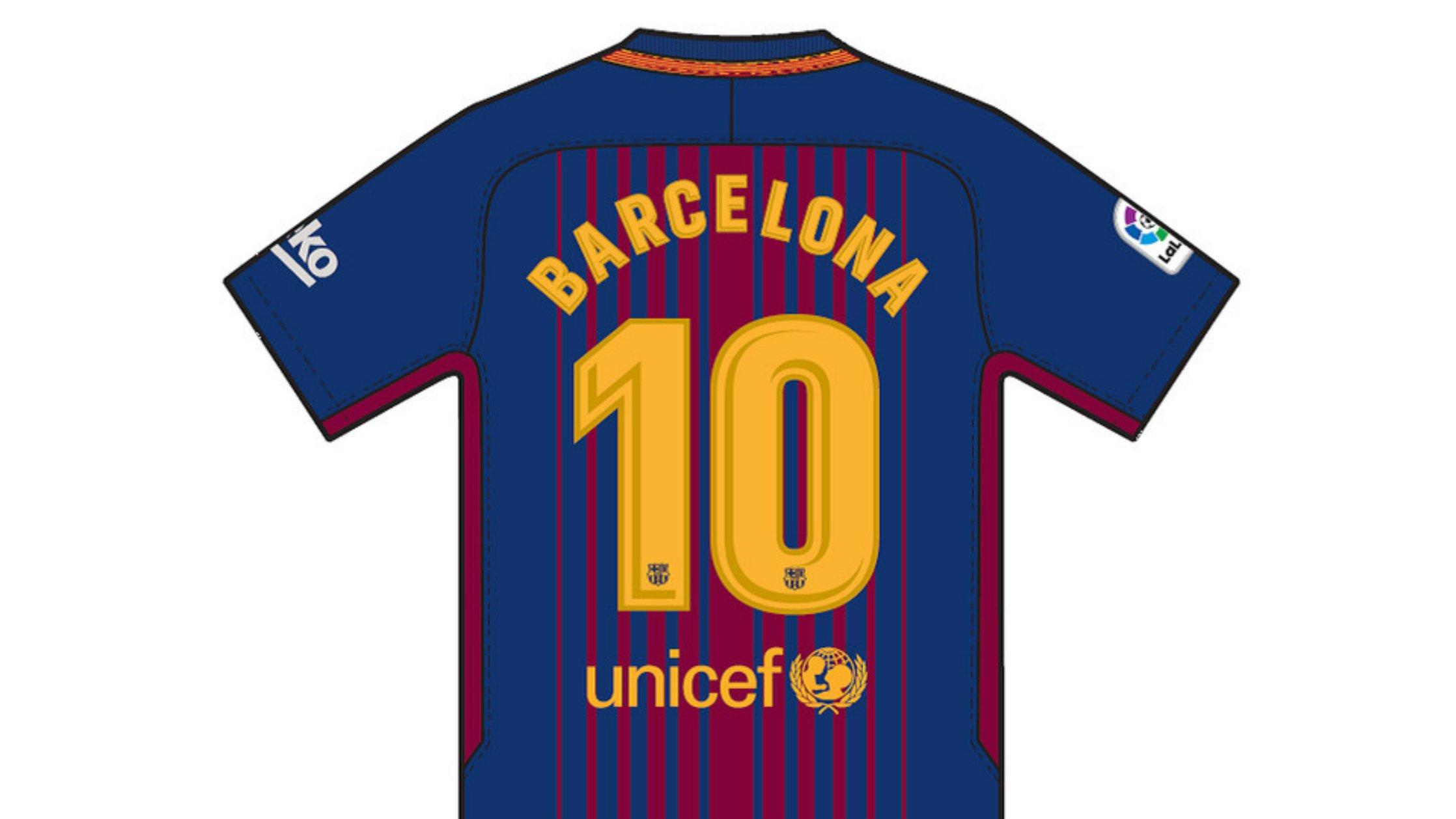 Barcelona samarreta atemptats   FCB