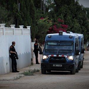 vigilancia mossos alcanar foto francesc millan