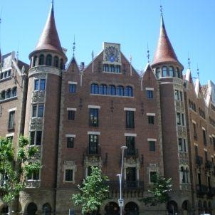 Casa de les Punxes Jaume Meneses Viquipèdia