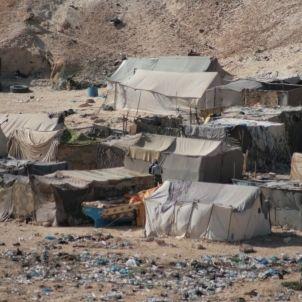 camp refugiats   hugh lunnon flickr