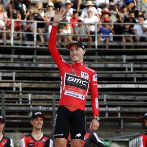 Rohan Dennis BMC Vuelta a Espanya Efe