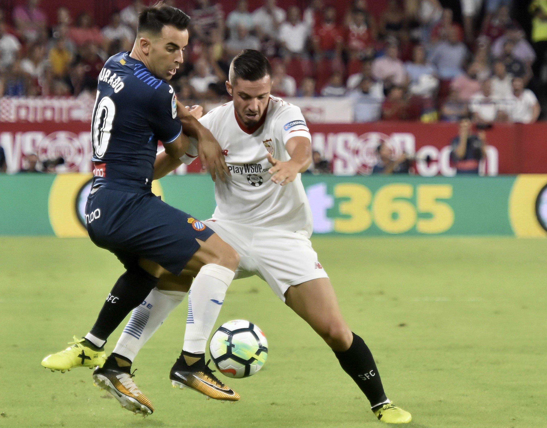 Sarabia Jurado Sevilla Espanyol Efe