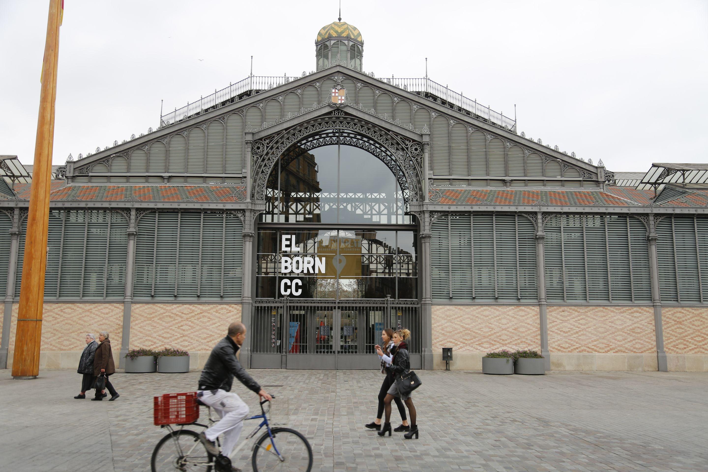 Centre cultural del Born - Sergi Alcàzar