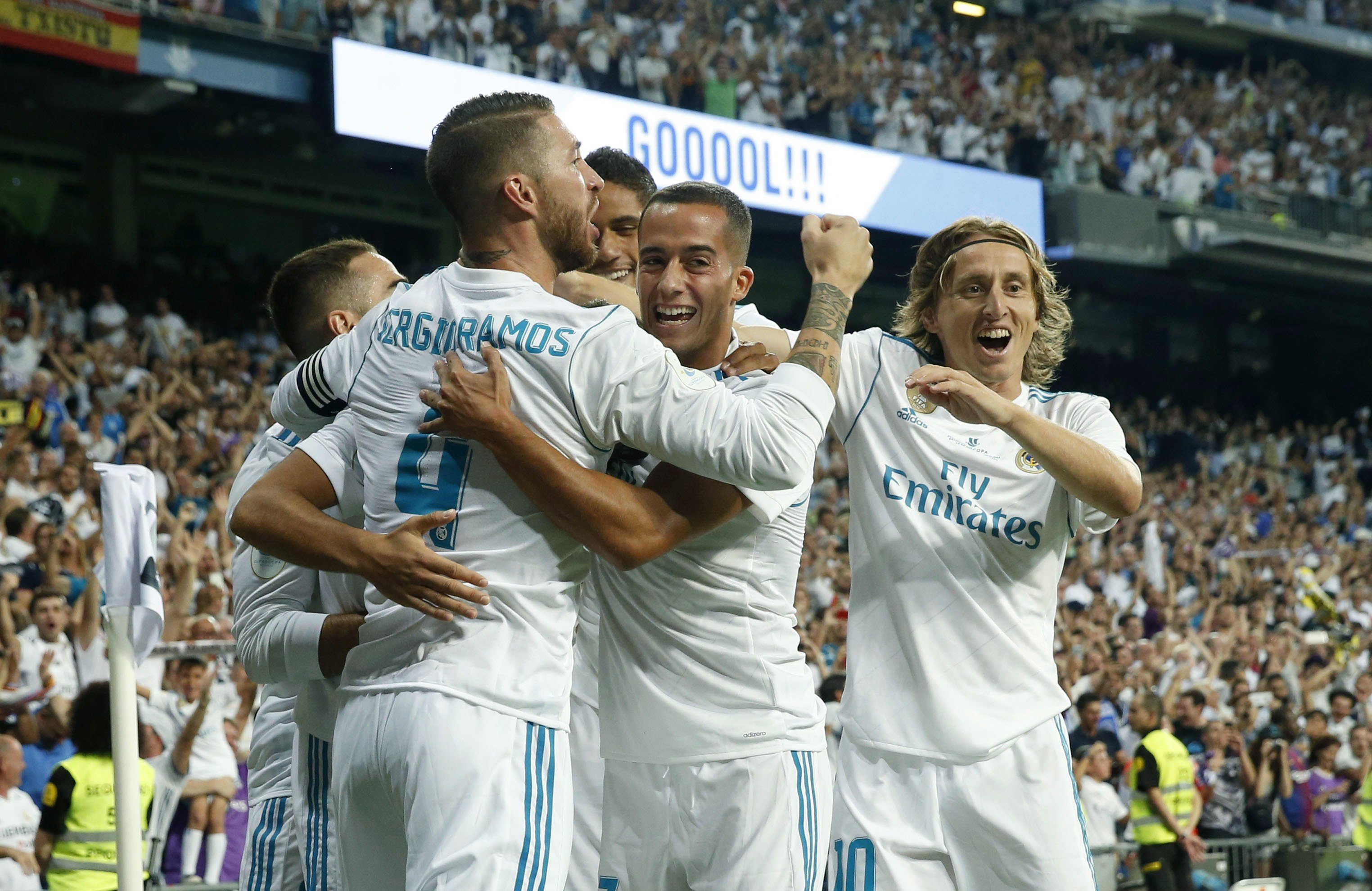 Madrid celebracio gol   EFE