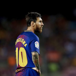 Leo Messi Barça Betis   EFE