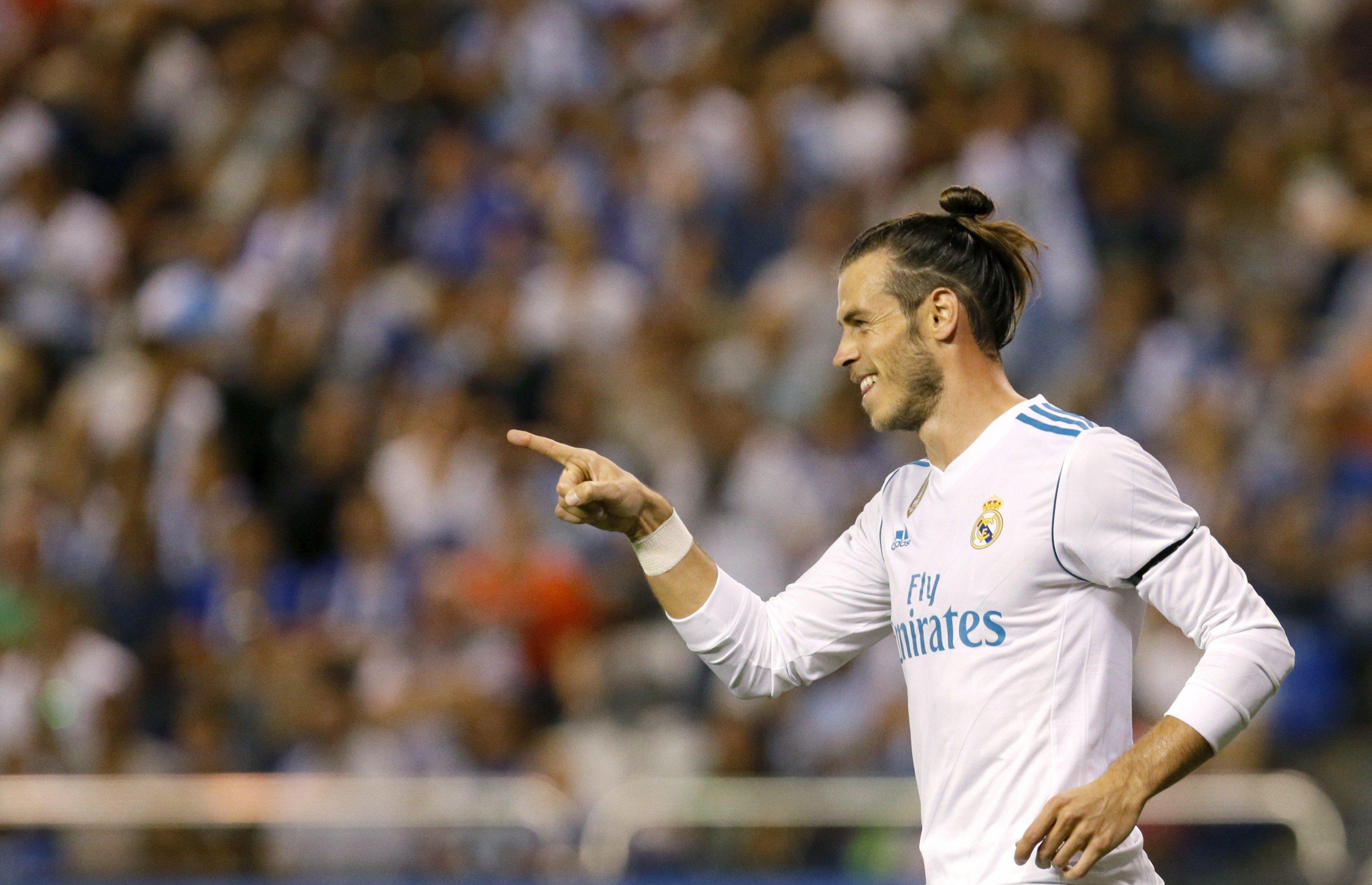Gareth Bale Reial Madrid gol Deportivo Corunya   EFE