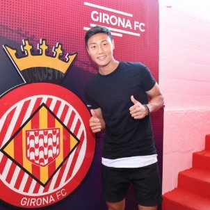 Paik Seung ho Girona FC