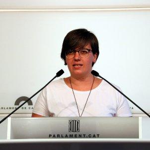 Mireia Boya Parlament - ACN