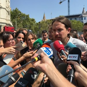 Pablo Iglesias - Europa Press