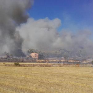 Incendi Navarcles Agents Rurals