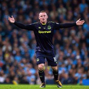 Wayne Rooney Everton Manchester City   EFE