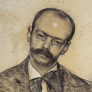 Gabriel Alomar per Ramon Casas MNAC