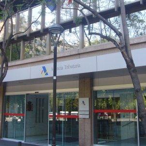 Agencia Tributaria Hisenda (plaça Doctor Letamendi) Jordi Ferrer Wikimedia