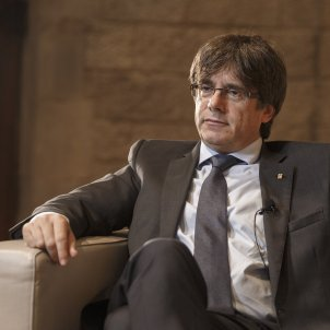 Carles Puigdemont Generalitat - Sergi Alcazar
