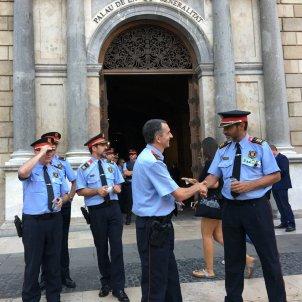 Policia Mossos Trapero Generalitat - Sergi Alcàzar