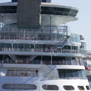 Creuer turisme port -  Mar sanchez