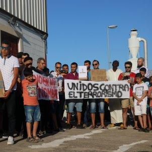 Manifestació de diumenge passat a Cambrils. Tots som Cambrils / ACN