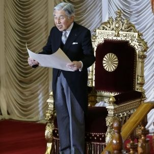 Akihito - Japó - Efe