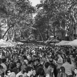 La Rambla Barcelona - Sergi Alcàzar