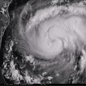 Huracán Harvey NOAA
