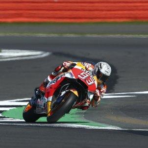 Marc Márquez Moto GP Silverstone Efe