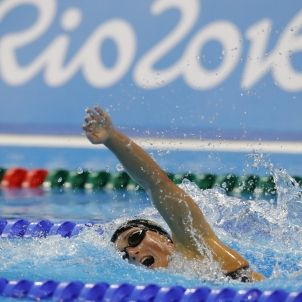 Mireia Belmonte crol Jocs Olímpics Rio 2016 Efe