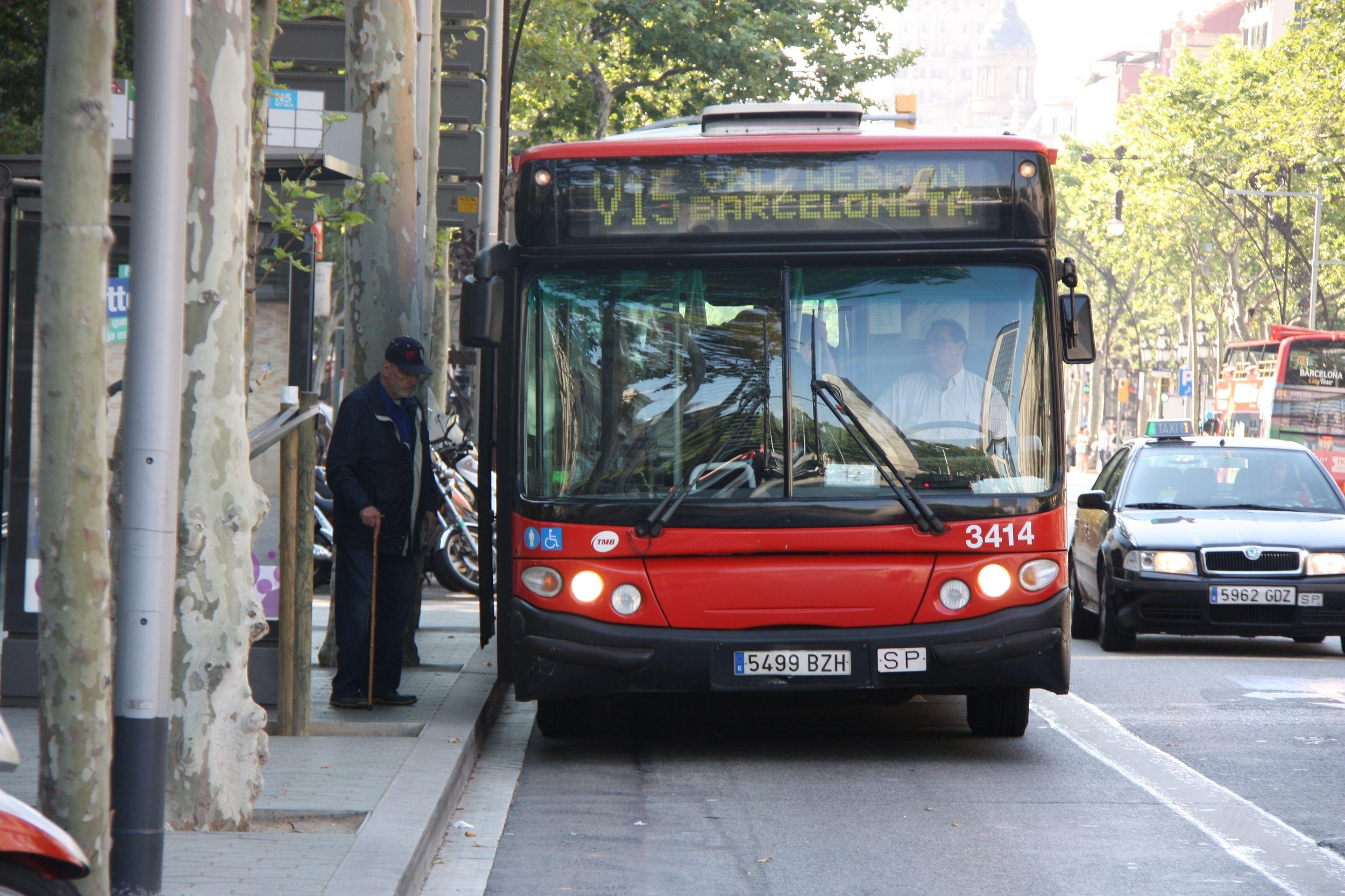 autobus TMB ACN