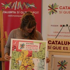 Catalunya Sí Que Es Pot Debat programa setembre 2015 5