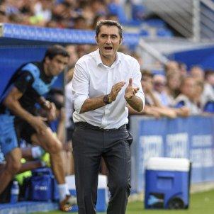 Ernesto Valverde Barça Alabes   EFE