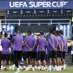 Reial Madrid Supercopa Europa Efe