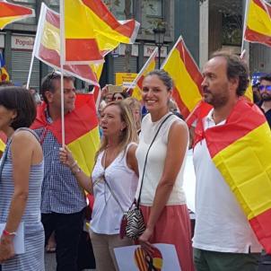 Diputats PP banderes @Berlustinho