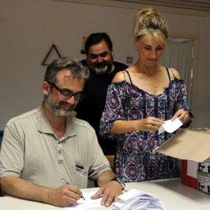 Comite vaga Eulen votació - ACN