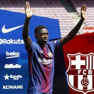 Ousmane Dembelé Barça Efe