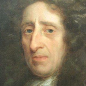 Neix John Locke. Representació pictórica. Font National Portrait Gallery
